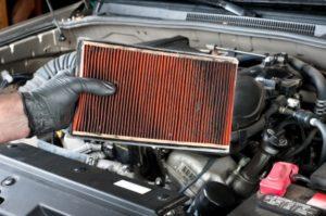 Filter for Automotive Engine