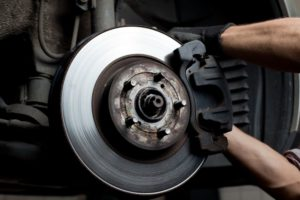 The Signs That You Need Brake Repair Service